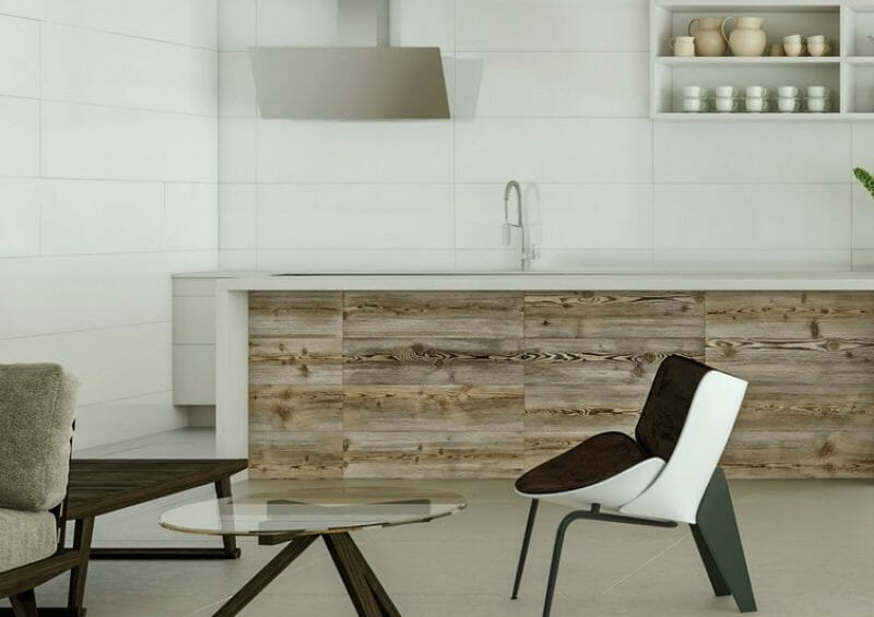 12 x 36 Bianchi Matte Large Format Wall Tile From Spain. Pure White Tile in a Matte Fiish