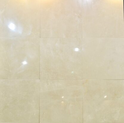 Crema Avorio Is a light beige color natural marble that you can check out in our tile store in Pompano Beach
