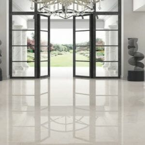 Large Format Polished Porcelain Tile Legend Peral