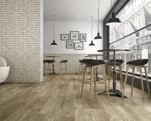 Reclaimed Wood Look Tile Ibero Oak