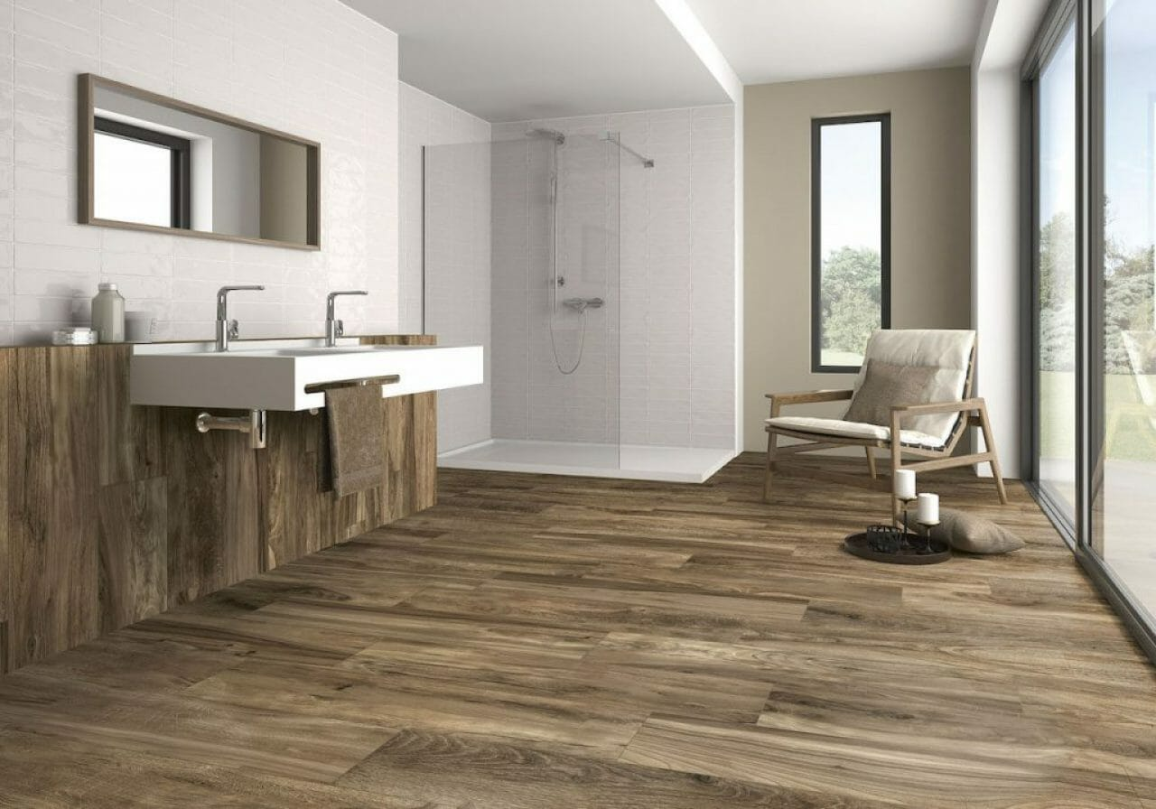 wood look tile bellver oak