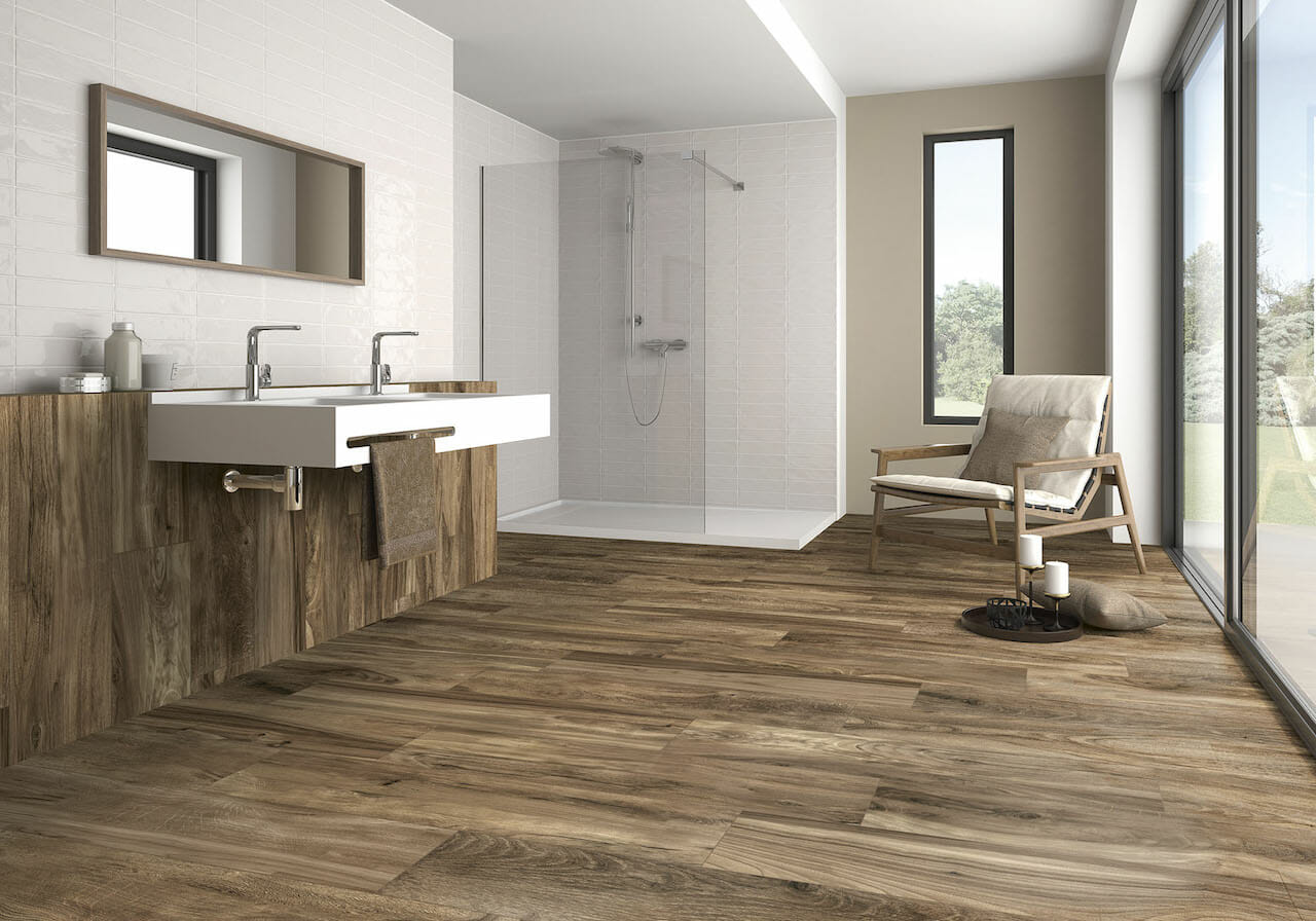 Bellver Oak Wood Look Porcelain Tile