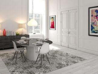 Decorative Accent Tile Heritage Mono