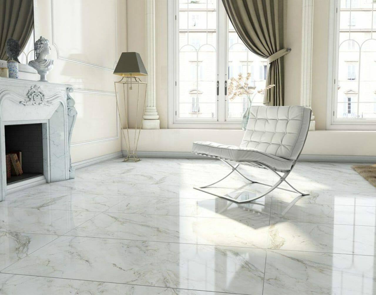 24x48 white Tile Anderson. large format white flooring tile