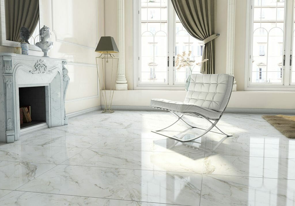24x48 White Tile Anderson Polished Tiles Amp Stone Warehouse