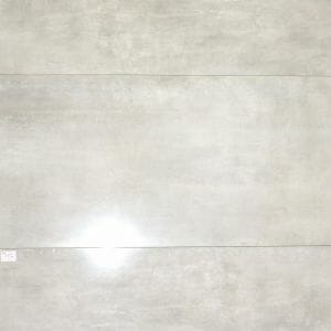 porcelain tile that looks like concrete Milano white in polished finish. Rectified porcelain tile from Italy