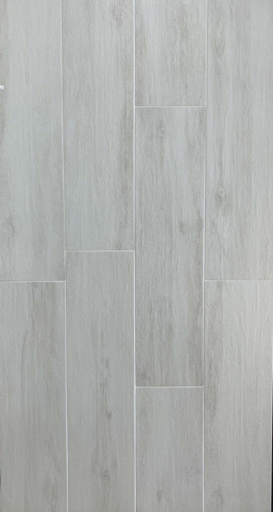Wood Look Tile Forever Tile comes with very light background color and light grey movement. This tiles has a smooth texture