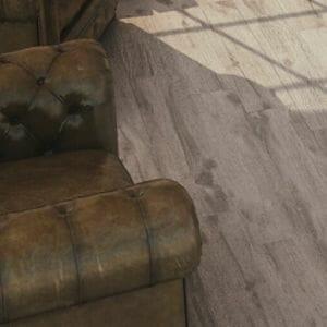 Argenta Cenizia is porcelain tile that looks like wooden floor plank.