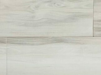 Beachy style wood tile Geo White is a porcelain floor tile made in Spain