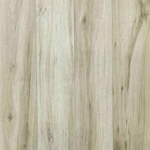 Light wood look tile Milena Haya is a rectified porcelain tile with hardwood effect in light maple color. Made in Spain