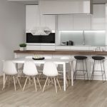 Selandia Haya is a porcelain floor tile in light earth tone looking like wood