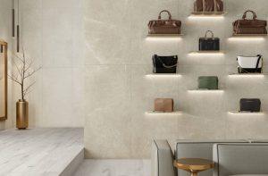 light beige soap stone tile
