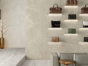 light beige soap stone tile