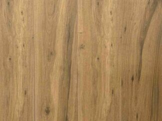 Porcelain hardwood floor tile Milena Cerezo with cherry wood effect. Made in Spain. Rectified tile