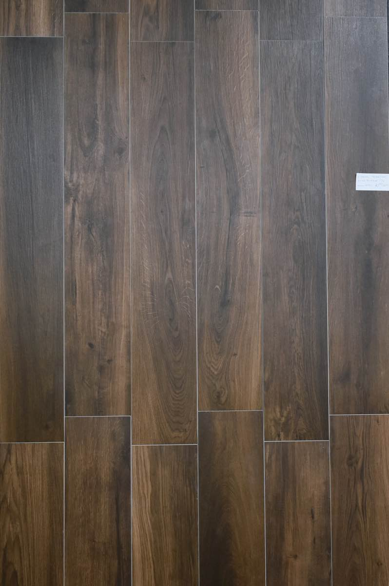 Eternal Teak Wood Look Porcelain Tile