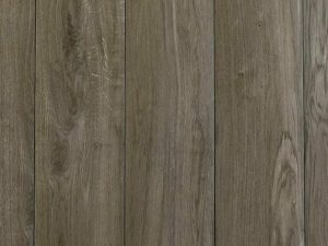 porcelain tile that looks like oak wood plank. It comes wit a nice dark brown color and some natural looking wood movements.