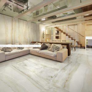 24x48 high-end porcelain tile that looks like semi precious stone