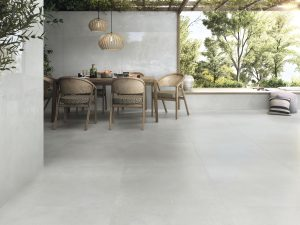 urban grey matte extra large concrete style tile