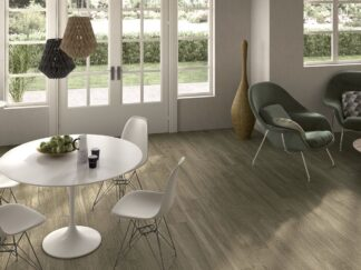 wood grain tile in large format