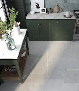 Tiles With The Concrete Look