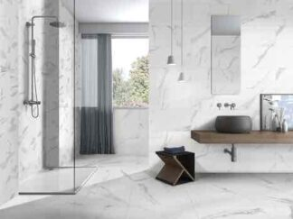 White Body Wall Tile