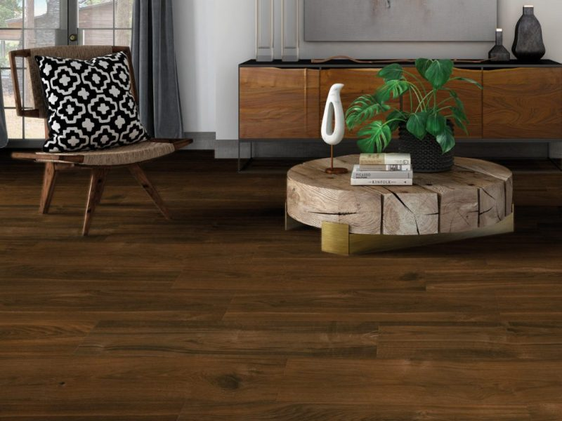 Hardy Caoba Wood Look Porcelain Tile 9×48