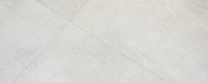 product image studio White porcelain tile that looks like industrial concrete floors in white color