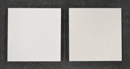 Mega White compared to Off White