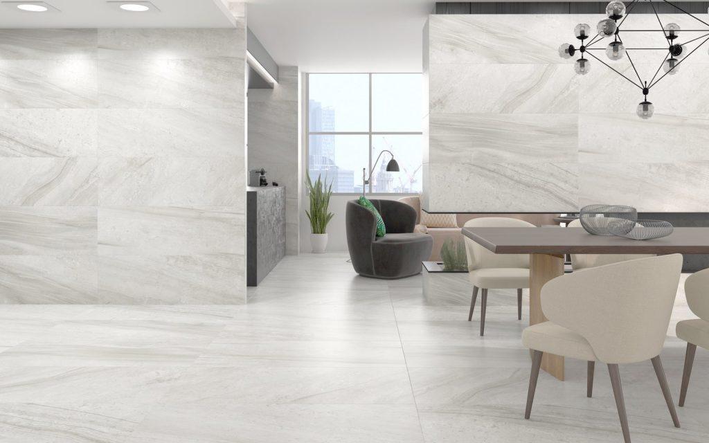 Lithium Pearl Matte Porcelain Tile 30×30