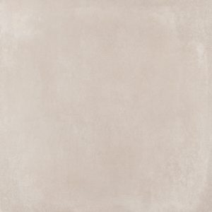 concrete floor tile in light beige color for industrial style interiors