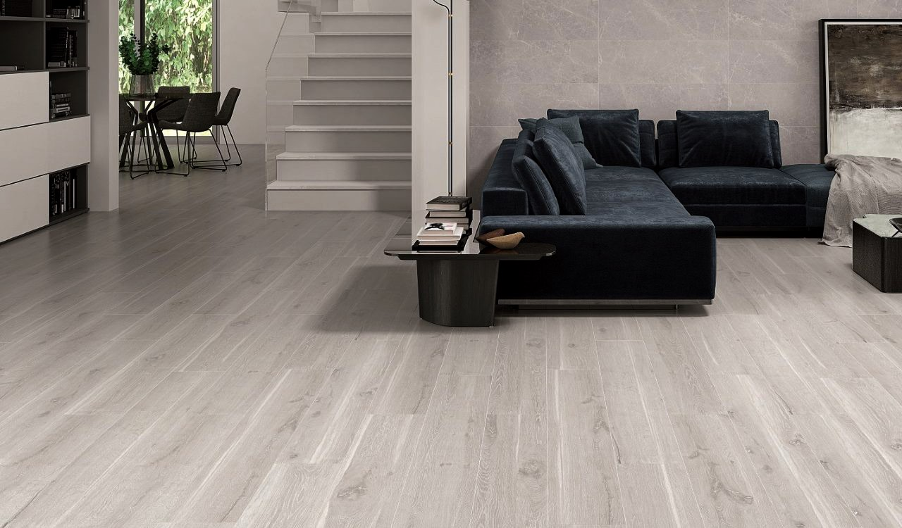 Wood Look Tile Austral Grey 10x60