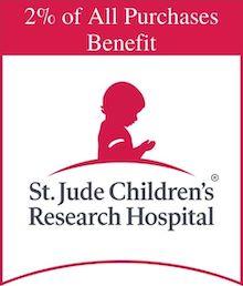 our sales benefit Saint Jude Children's Hospital