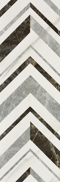 Decorative wall tile 1 piece picture