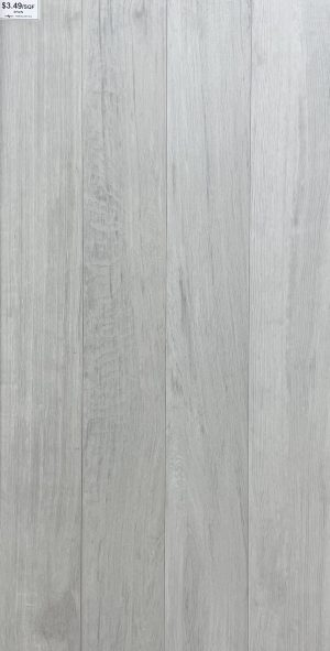 LIGHT GREY WOOD LOOK TILE FROM TSW SHOWROOM