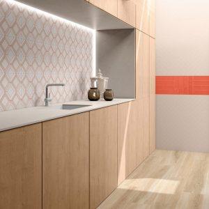 mediterranean Oak Wood Look Tile