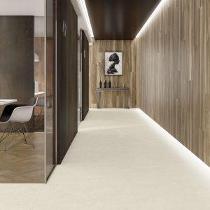 Brest Umber Wood Look Tile