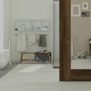 beige color porcelain tile on the floors